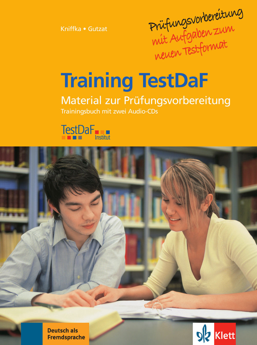 Training TestDaF - Trainingsbuch mit 2 Audio-CDs