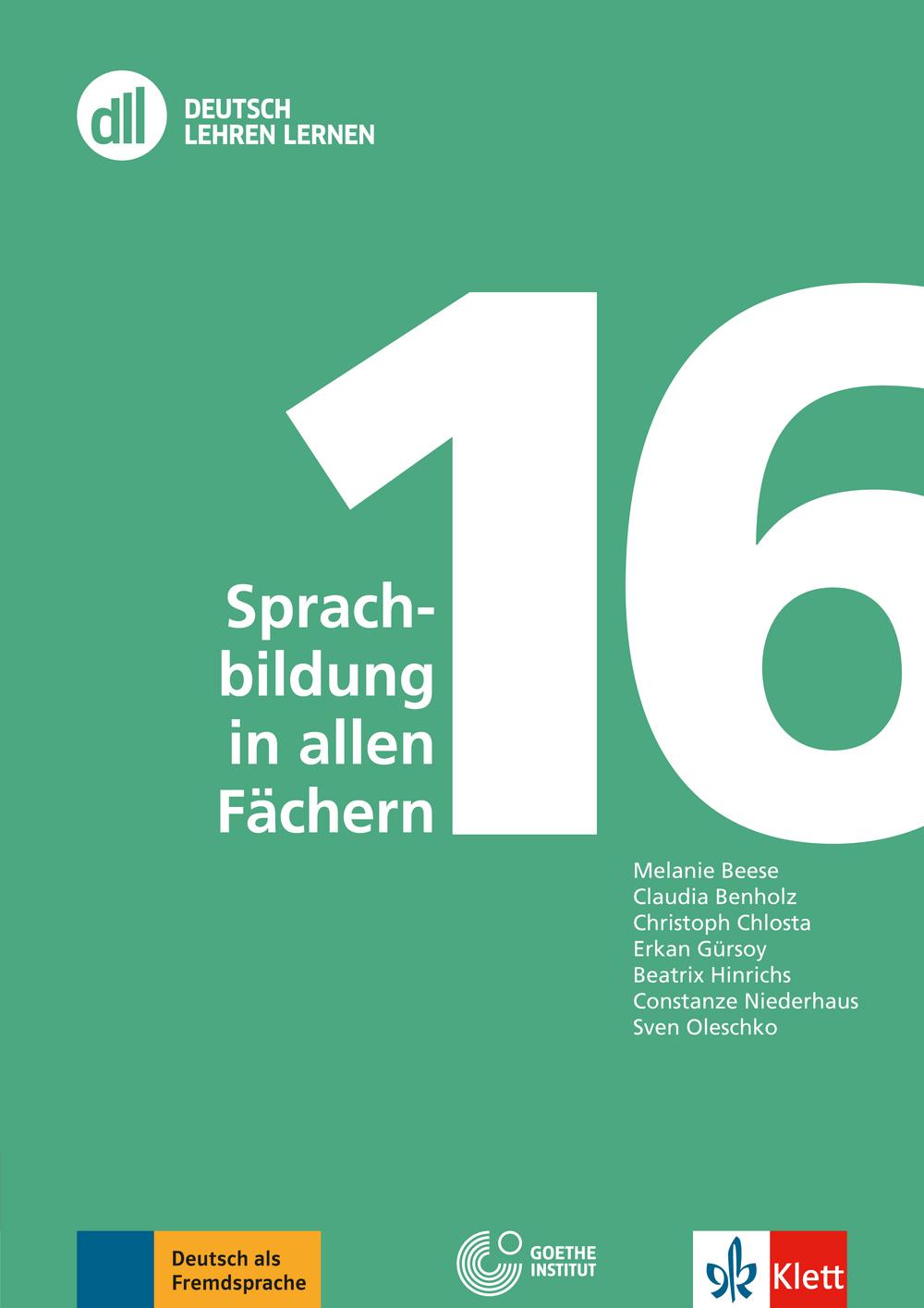 DLL 16: Sprachbildung in allen Fächern