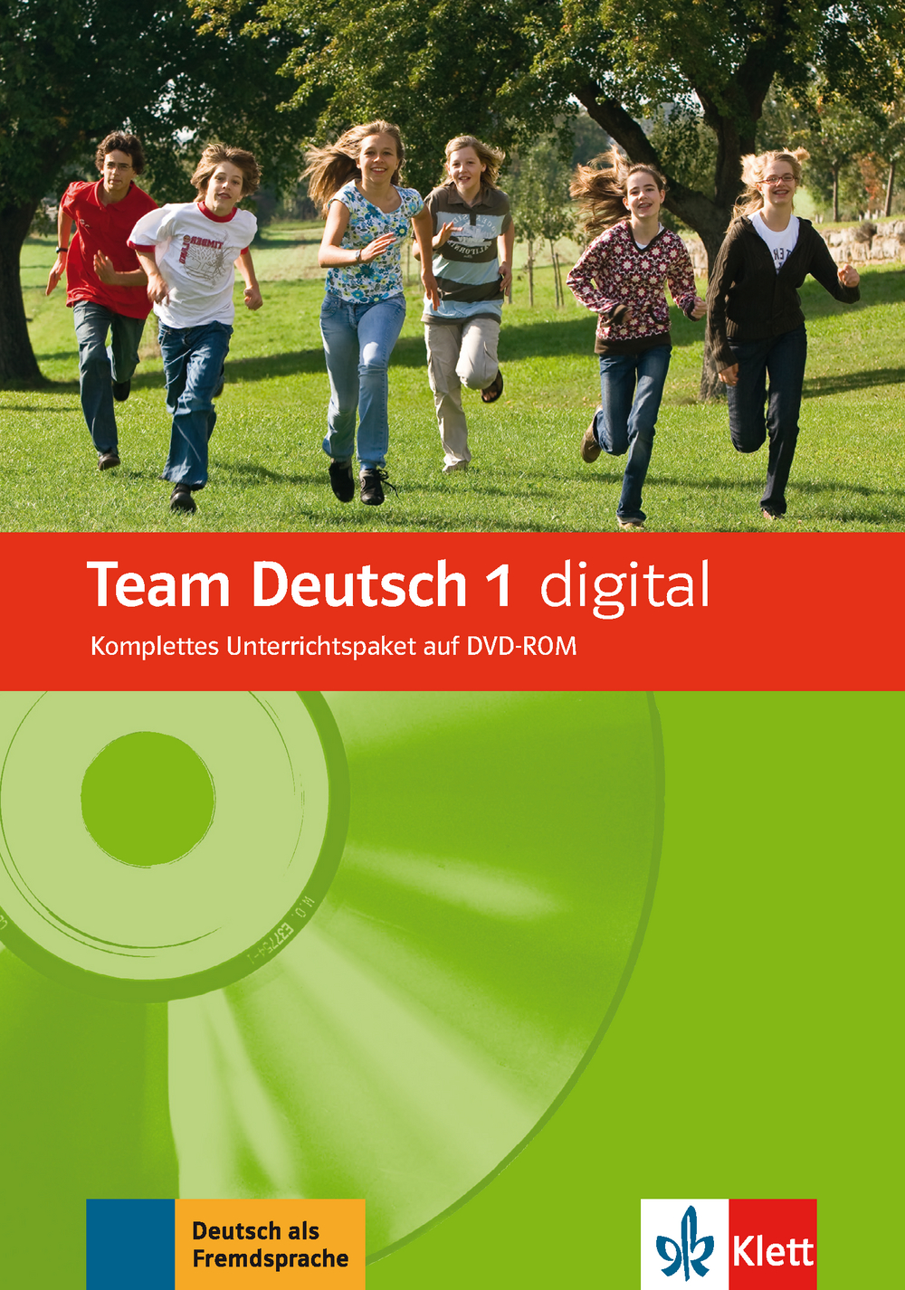 Team Deutsch 1 digital
