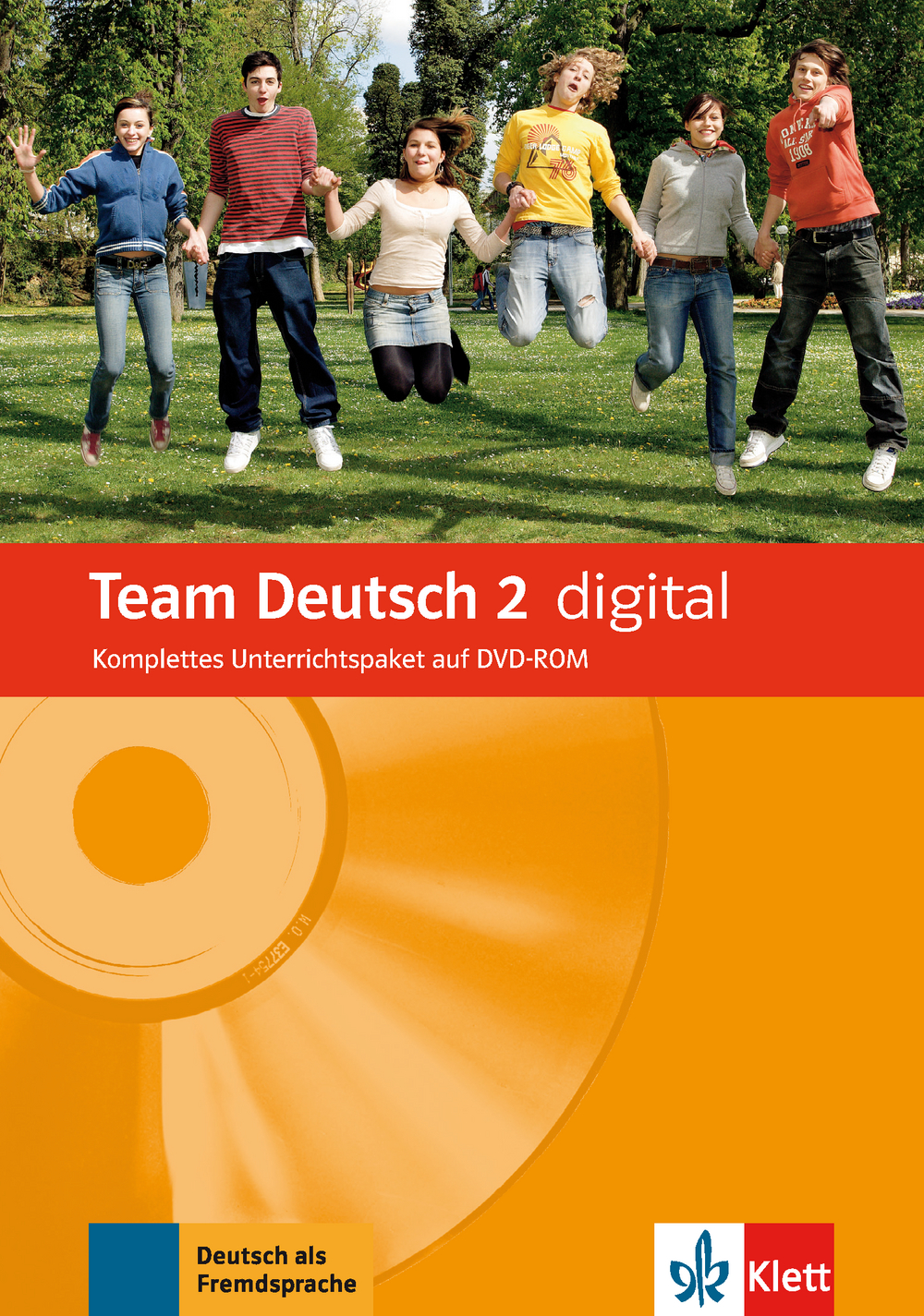 Team Deutsch 2 (A2) digital