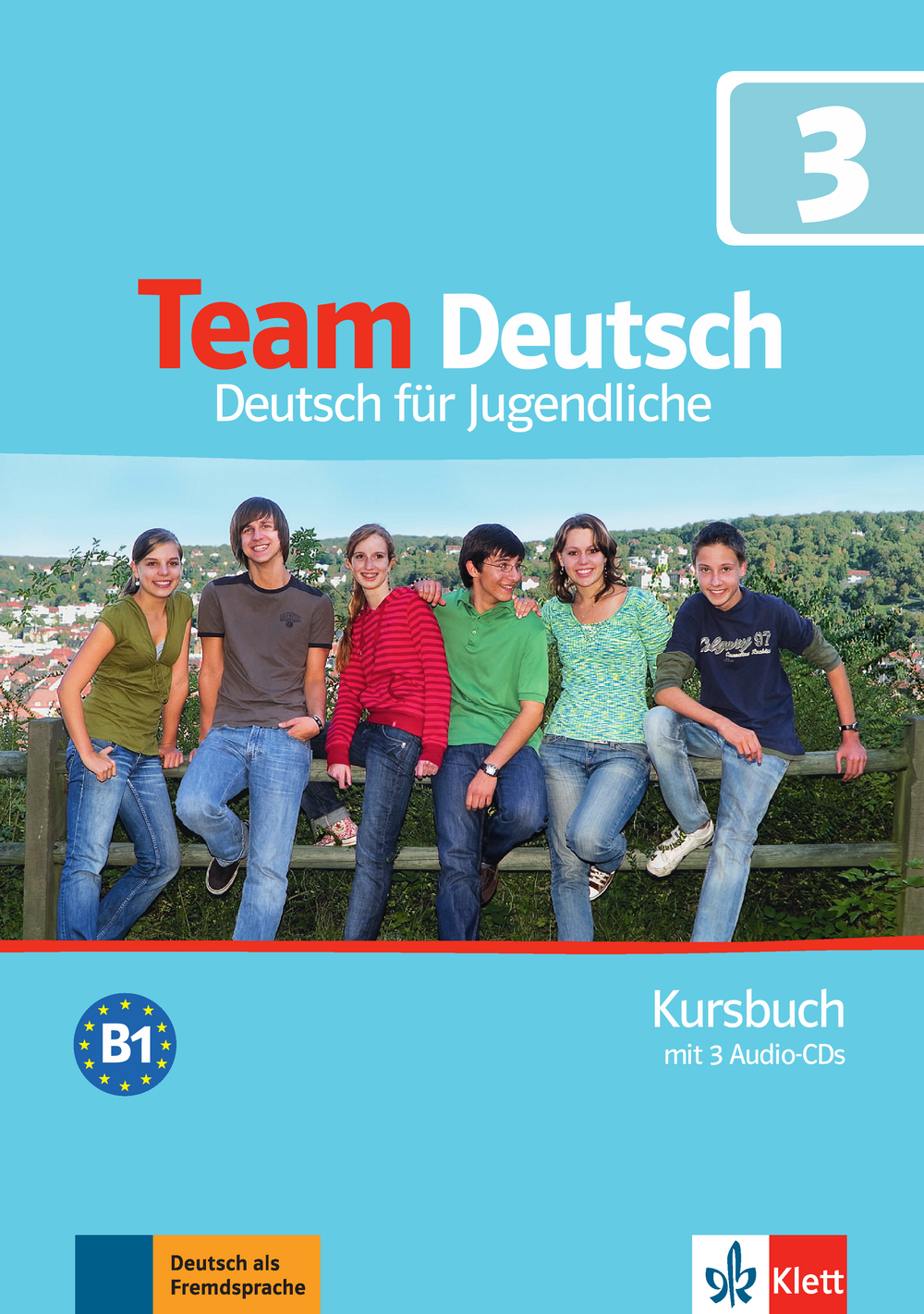 Team Deutsch 3