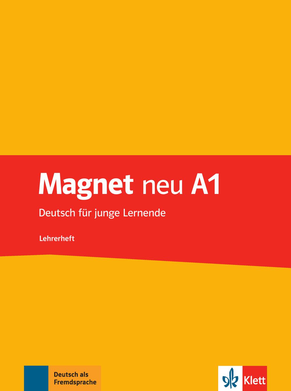 Magnet neu A1