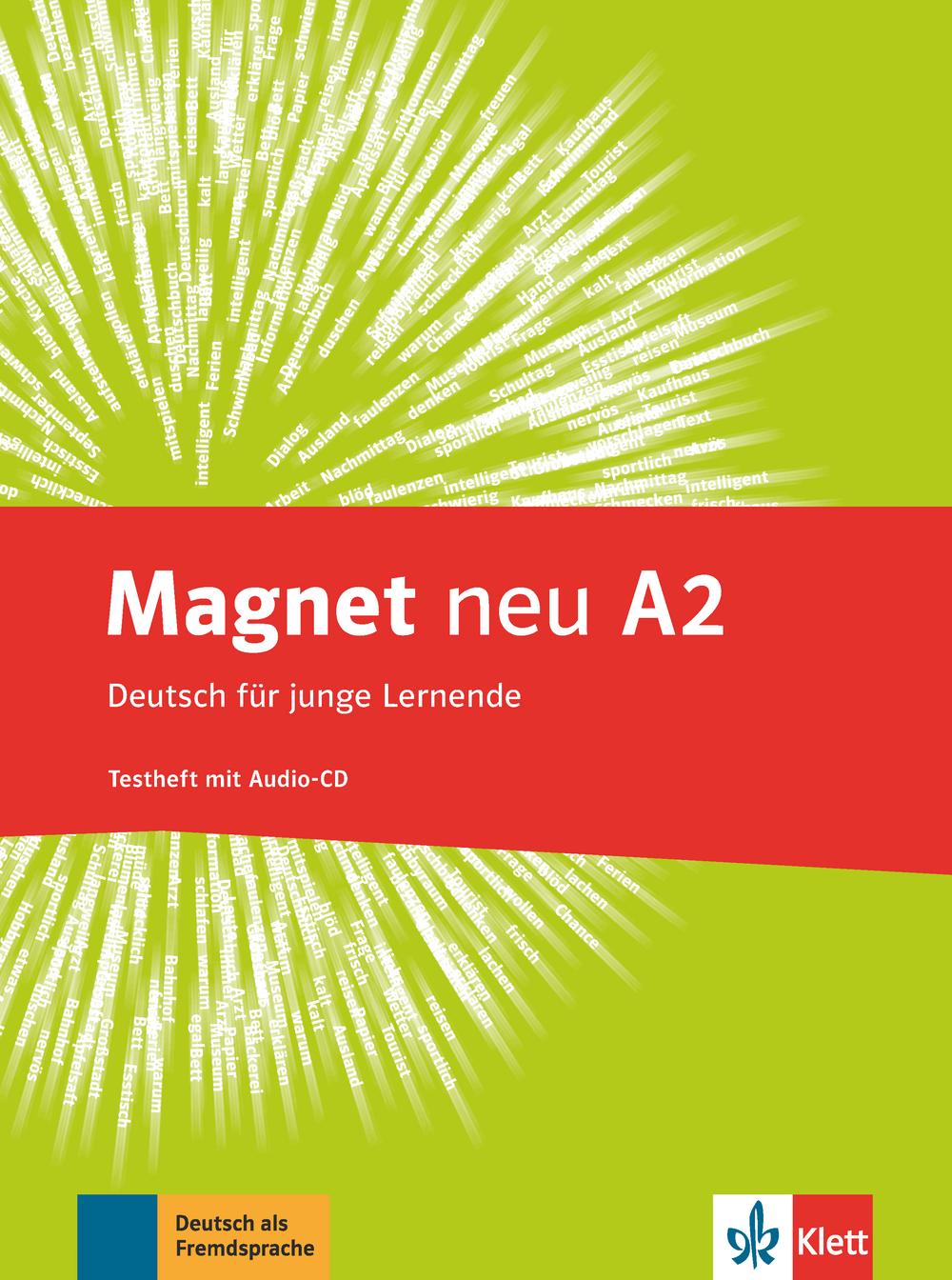 Magnet A2 neu