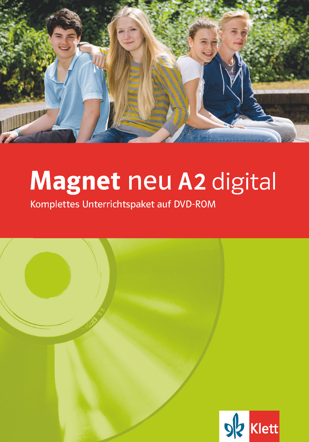 Magnet neu A2 digital
