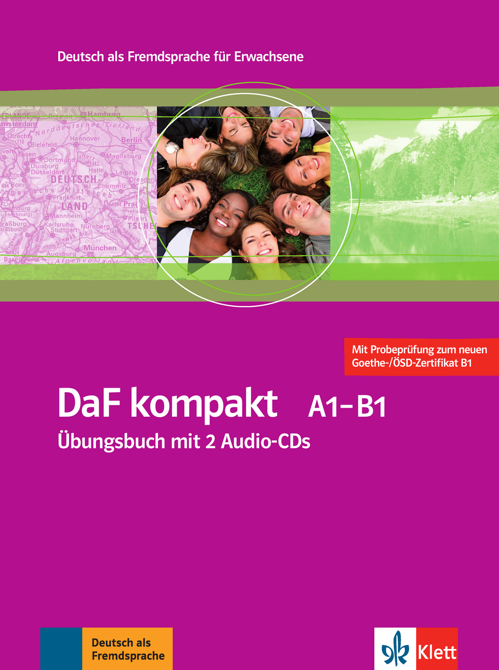 DaF kompakt A1 - B1