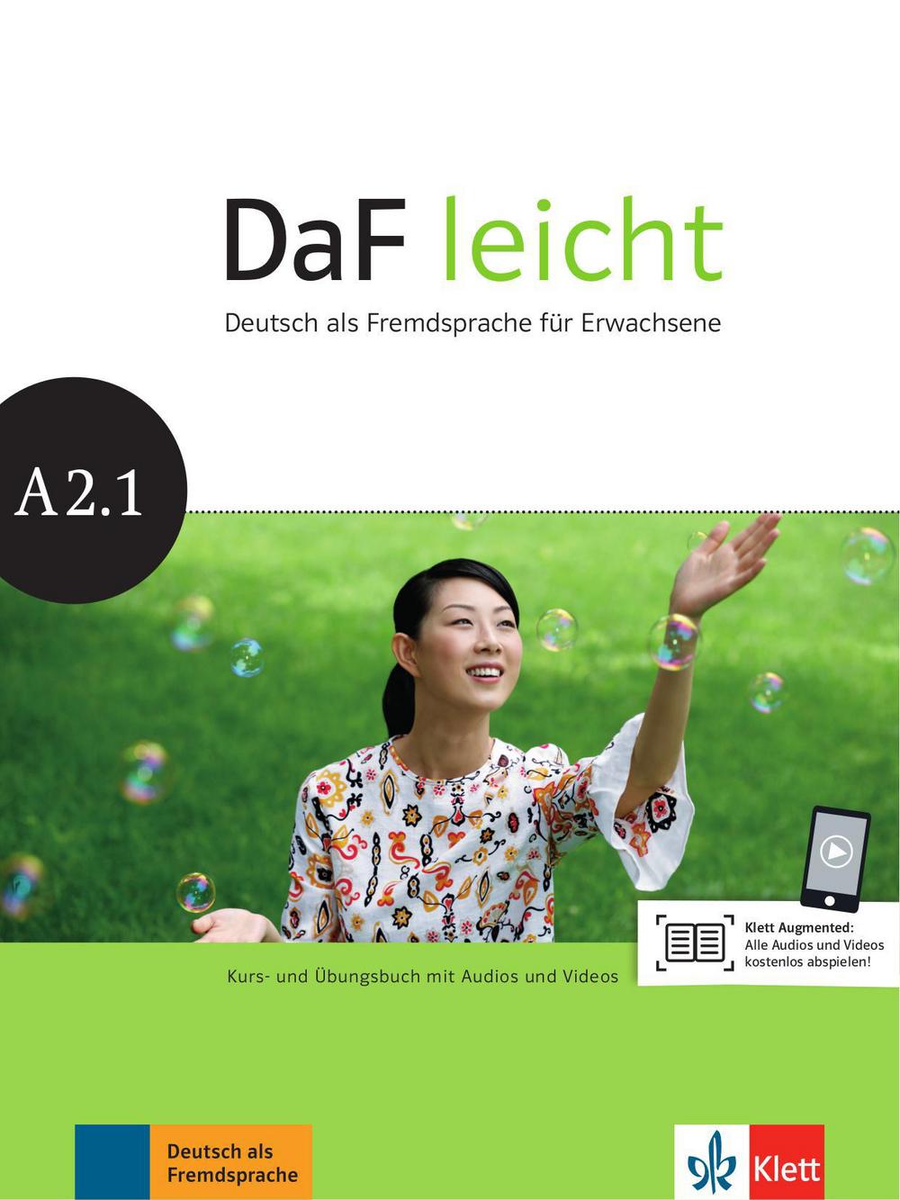 DaF leicht A2.1