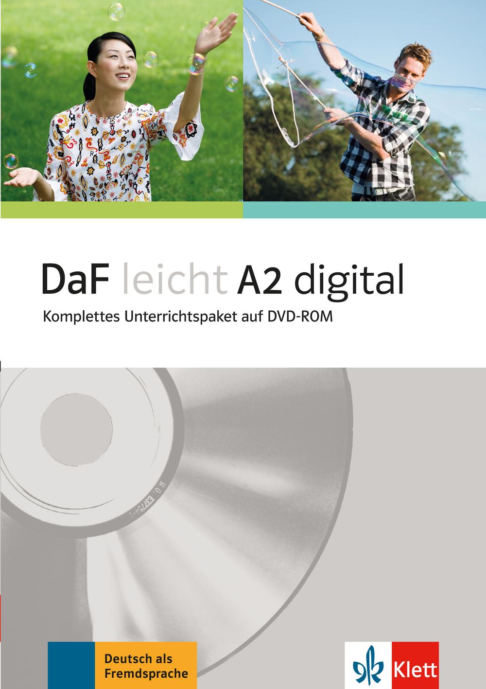 DaF leicht A2 digital