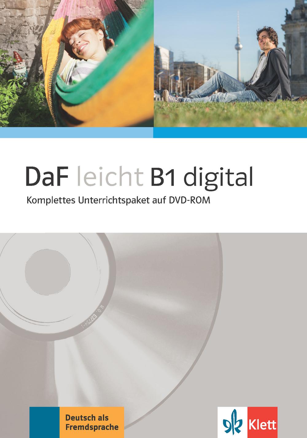 DaF leicht B1 digital