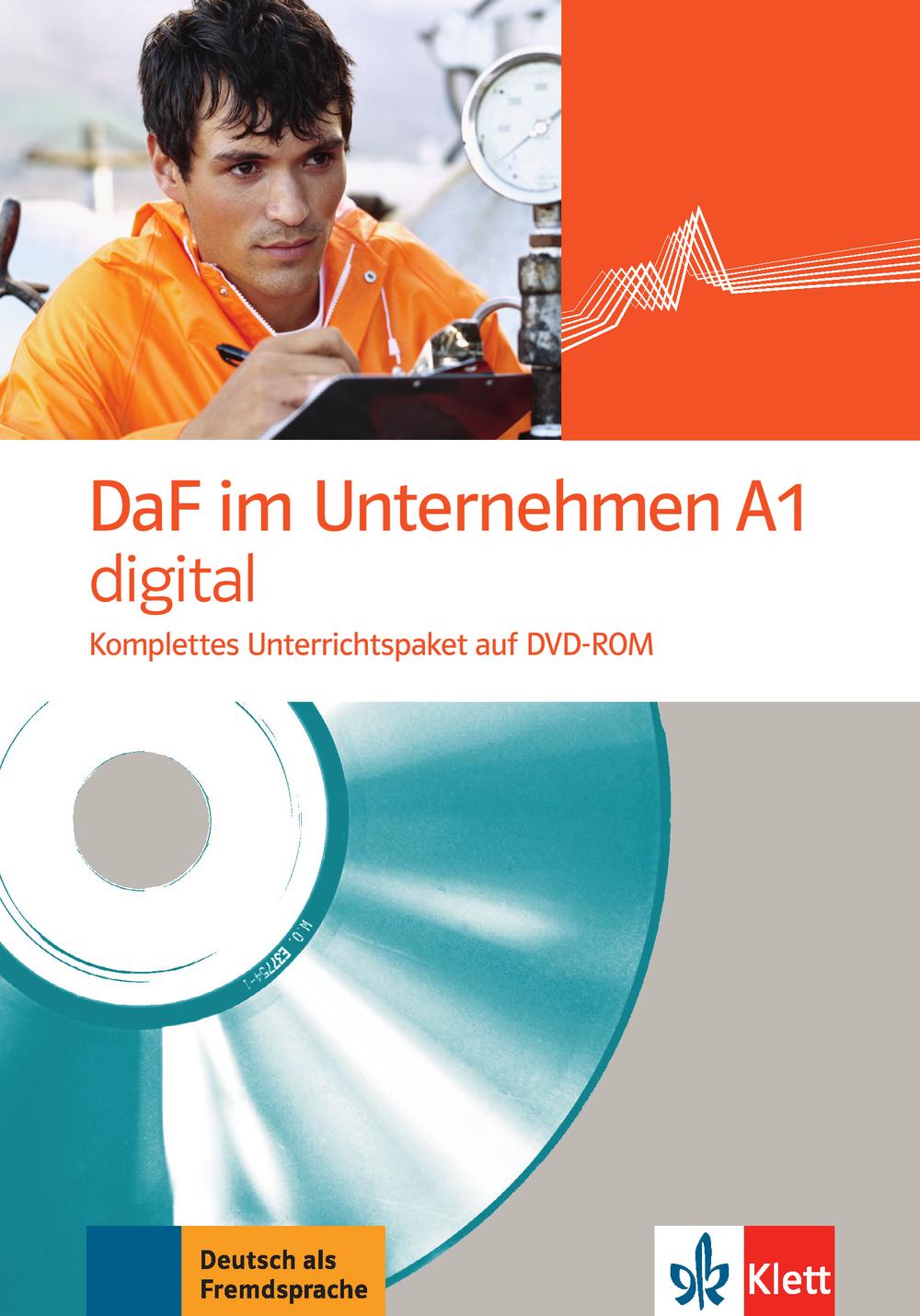DaF im Unternehmen A1 digital