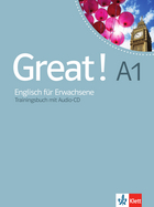 Cover Great! A1 978-3-12-501481-7 Englisch