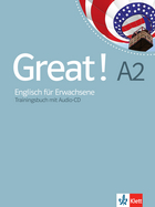 Cover Great! A2 978-3-12-501483-1 Englisch