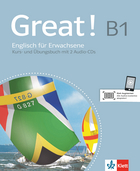 Cover Great! B1 978-3-12-501484-8 Englisch