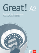 Cover Great! A2 978-3-12-501486-2 Englisch