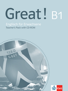 Cover Great! B1 978-3-12-501487-9 Englisch
