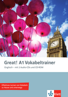 Cover Great! A1 978-3-12-501488-6 Englisch