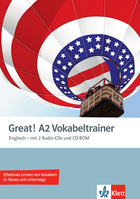 Cover Great! A2 978-3-12-501489-3 Englisch