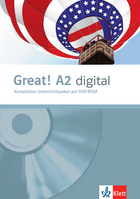 Cover Great! A2 digital 978-3-12-501493-0 Englisch