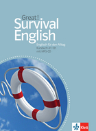 Cover Great! Survival English 978-3-12-501495-4 Englisch