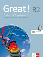 Cover Great! B2 978-3-12-501584-5 Englisch