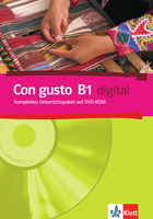 Cover Con gusto B1 digital 978-3-12-515007-2 Spanisch