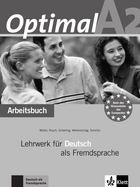 Cover Optimal A2 978-3-12-606158-2 Martin Müller, Paul Rusch et. al. Deutsch als Fremdsprache (DaF)