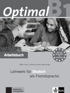 Cover Optimal B1 978-3-12-606169-8 Deutsch als Fremdsprache (DaF)