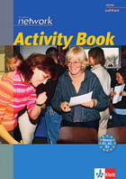 Cover English Network Activity Book 978-3-12-606569-6 Englisch