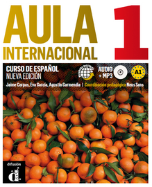 Cover Aula intern., nueva edición 1, Internationale Ausgabe 978-3-12-515766-8 Spanisch