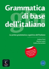 Cover Grammatica di base dell'italiano 978-3-12-523439-0 Italienisch