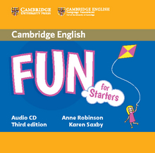Cover Fun for Starters 978-3-12-532902-7 Englisch