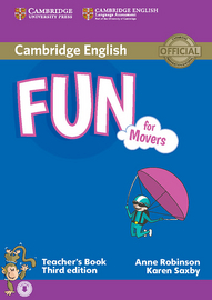 Cover Fun for Movers 978-3-12-532905-8 Englisch