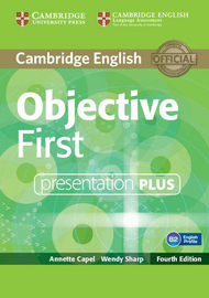 Cover Objective First 978-3-12-535067-0 Englisch
