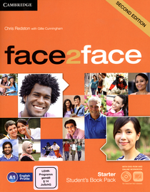 Cover face2face (2nd edition) 978-3-12-540354-3 Englisch
