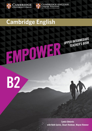 Cover Cambridge English Empower B2 978-3-12-540394-9 Englisch