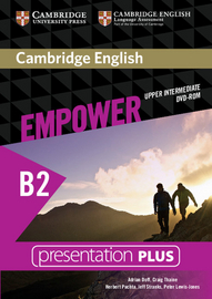 Cover Cambridge English Empower B2 978-3-12-540397-0 Englisch