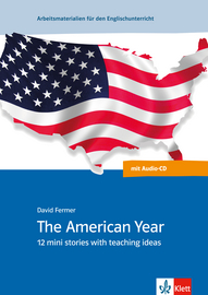 Cover The American Year 978-3-12-577343-1 Englisch