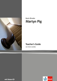 Cover Martyn Pig 978-3-12-578166-5 Irene Loizides Englisch
