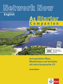 Cover Network Now A1 Starter Companion 978-3-12-605180-4 Englisch