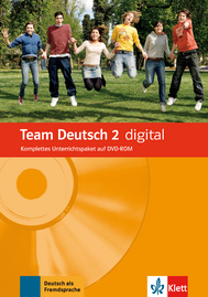 Cover Team Deutsch 2 (A2) digital 978-3-12-675955-7 Deutsch als Fremdsprache (DaF)
