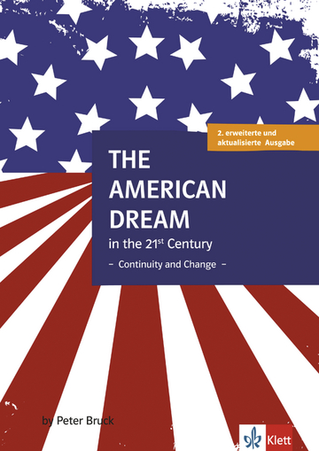 Cover The American Dream in the 21st Century 978-3-12-513585-7 Englisch