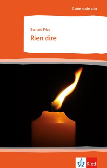 Cover Rien dire 978-3-12-592260-0 Bernard Friot Französisch