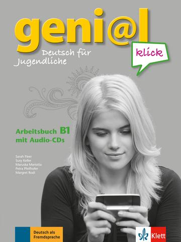 geni@l klick B1: Arbeitsbuch mit 2 Audio ...
