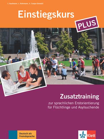Cover Einstiegskurs Plus 978-3-12-605309-9 Deutsch als Fremdsprache (DaF)