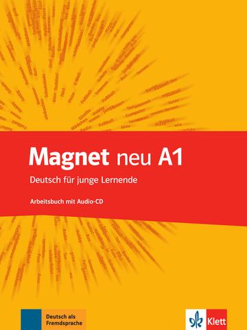 magnet neu a1 arbeitsbuch mit audio cd klett sprachen. Black Bedroom Furniture Sets. Home Design Ideas