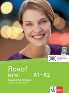 Cover Jasno! A1-A2 978-3-12-527590-4 Russisch