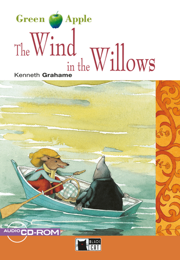 Cover The Wind in the Willows 978-3-12-500013-1 Kenneth Grahame Englisch