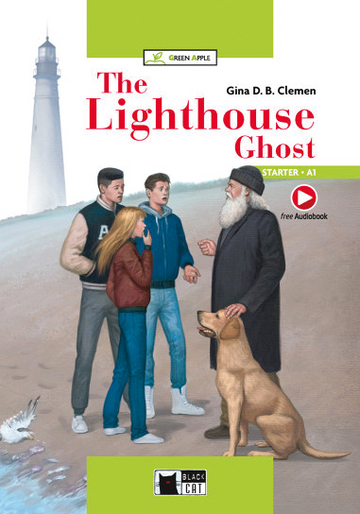 Cover The Lighthouse Ghost 978-3-12-500028-5 Gina D. B. Clemen Englisch