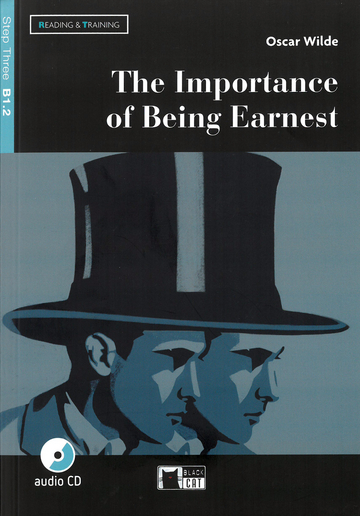 Cover The Importance of Being Earnest 978-3-12-500097-1 Oscar Wilde Englisch