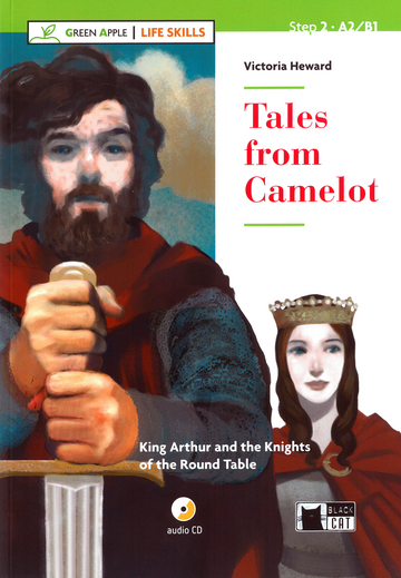 Cover Tales from Camelot 978-3-12-500105-3 Victoria Heward Englisch