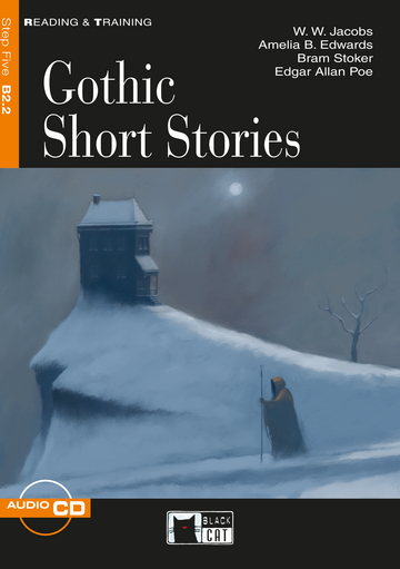 Cover Gothic Short Stories 978-3-12-500183-1 Amelia B. Edwards, William Wymark Jacobs, Edgar Allan Poe, Bram Stoker Englisch